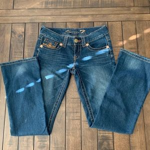 Womens 7 jeans